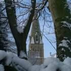 Church Spire (Snow)